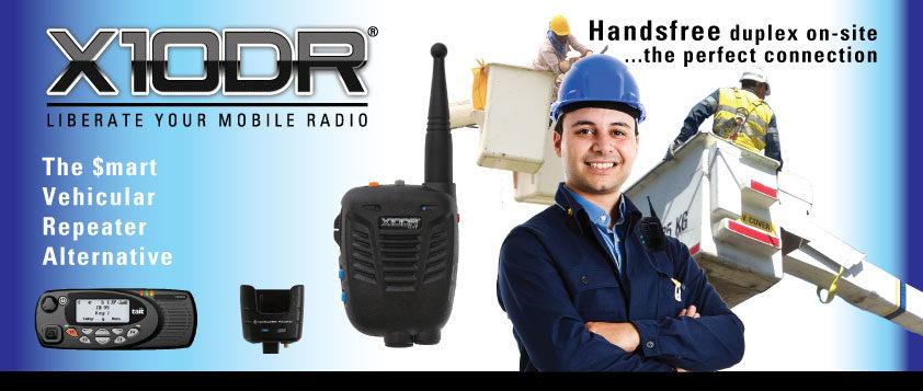 Motorola DVRS Harris VRS7000 SVR RLN6551